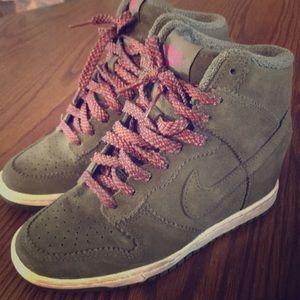 Wedge Nike Sneakers